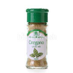 Mccormick Oregano Leaves Ground Powder 25G