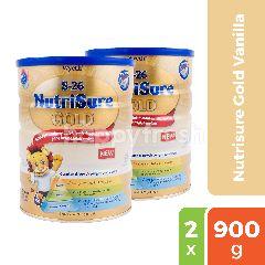 S-26 Nutrisure Gold Powdered Vanilla Milk Twinpack