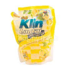 SoKlin Lantai Spa Aromatik Citrus Lemon