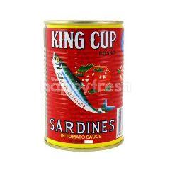 King Cup Sardine In Tomato Sauce