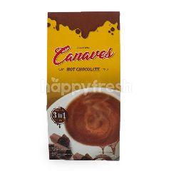 Canaves Cokelat Panas