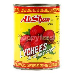 Ali Shan Lychees In Heavy Syrup