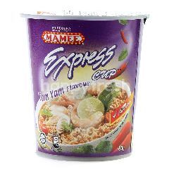 Mamee Express Cup Tom Yam Flavour Noodle