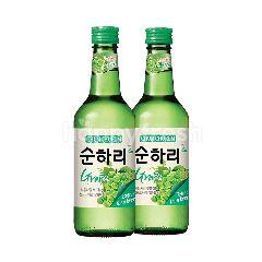 Chum Churum Green Grape Soju