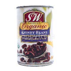 S&W Kacang Merah Organik
