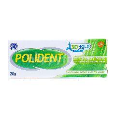 POLIDENT 3D Hold Fresh Mint Krim Perekat Gigi Palsu