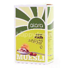 ALARA Organic Rich Muesli Cereal