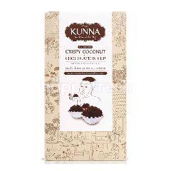 คันนา ขนมช็อกโกแลตอบกรอบ ชนิดถ้วย 90 กรัม