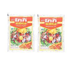 โกกิ (แพ็คคู่) แป้งประกอบอาหารจานทอด 150 กรัม