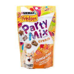 Friskies Party Mix Cheesy Craze