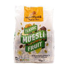 MORNFLAKE Mighty Oats Classic Muesli Fruit