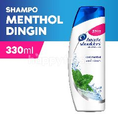 Head & Shoulders Sampoo Anti Ketombe Menthol