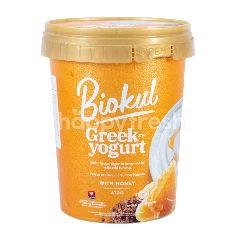 BioKul Greek Yogurt dengan Madu