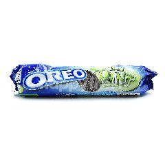 Oreo Mint Flavoured Cream Filled Biscuit