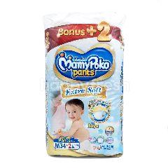 MamyPoko Popok Celana Bayi Ekstra Lembut Ukuran M