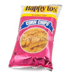 Happy Tos Keripik Jagung Tortila