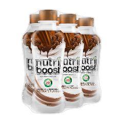 Nutri Boost Rasa Susu dan Cokelat 240ml 6 Pack
