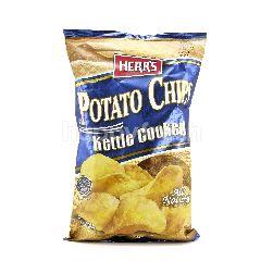 Herr's Potato Chips Kettle Cooked