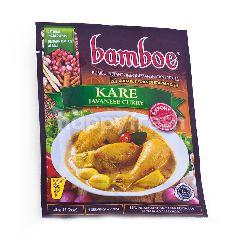 Bamboe Bumbu Instant Kare