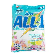 SoKlin All in 1 Deterjen Bubuk Aroma Tropical Fun
