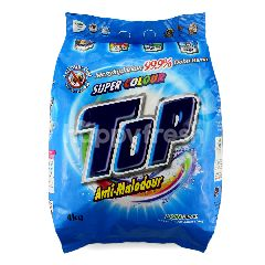 Top Super Colour Anti-Malodour Powder Detergent