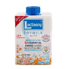 แลคตาซอย นมถั่วเหลืองยูเอชที รสจืด 500 มล.
