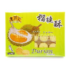 Lo See Fu Durian Cookies