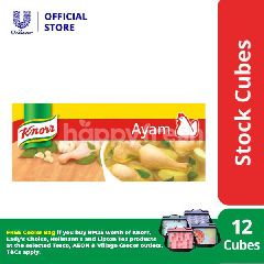 Knorr Seasoning Chicken 12 Cubes