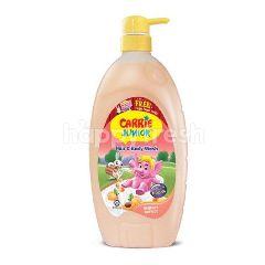 Carrie Junior Hair & Body Wash Yogurt Apricot