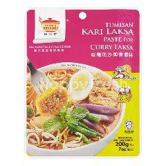 Tean's Gourmet Malaysian Traditional Curry Laksa Paste