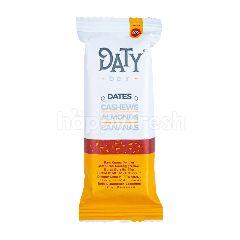 Daty Bar Dates Cashews Almonds Banana