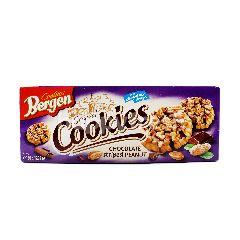 Cookies Bergen Kukis Asli Kacang dan Cokelat