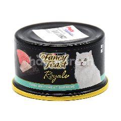 Purina Fancy Feast Royale Tuna Whitemeat Supreme