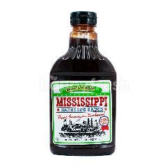 Mississippi Saus Sweet Apple Baebecue