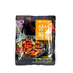 Daesang Seafood Black Bean Sauce Powder