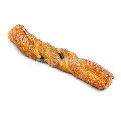 Twist Vanilla Sultana Pastry