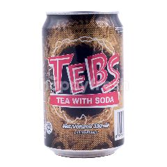 Tebs Tea dengan Shocking Soda