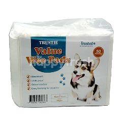 Trustie Value Wee Pads (Medium)
