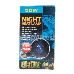 Exo Terra Night Heat Lamp 50W