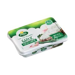 Arla Cream Cheese With Garlic 150G