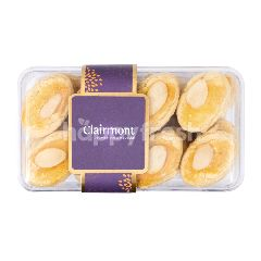 Clairmont Almond Crunchy Cookies Small
