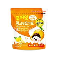 Baby Direct Mango And Yogurt Snack
