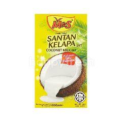 M&S UHT Coconut Milk Cream