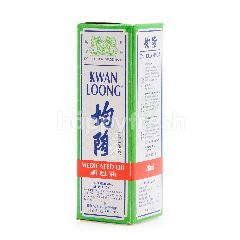 Double Lion Pain Relieving Aromatic Oil