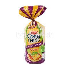 Real Foods Corn Thins Multigrain