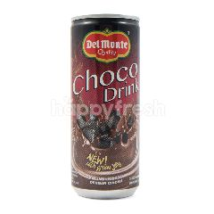 Del Monte Minuman Rasa Cokelat