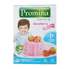 Promina Puding Lembut Stroberi 1+