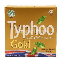 Typhoo Gold Great British Tea (80 Foil Fresh Teabags)