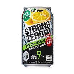 Suntory Strong Zero Grapefruit Alc 9%