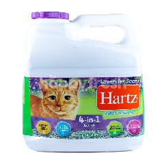 Hartz Multi Cat Strong 4 in 1 Pasir Kucing Lavender